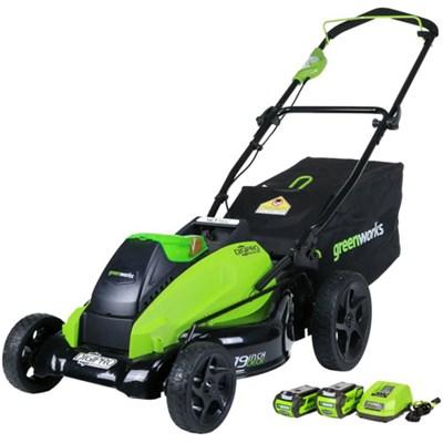 G-MAX 40V DigiPro 19-inch Lawn Mower (2500502)