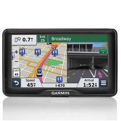nuvi 2757LM 7` GPS with Lifetime Map Certified Refurbished 1 Year Warranty
