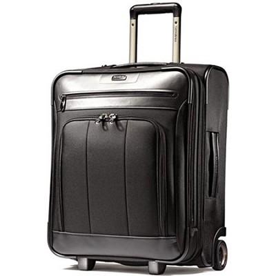 Black Label Opto II Softside 20` Widebody Upright Suitcase