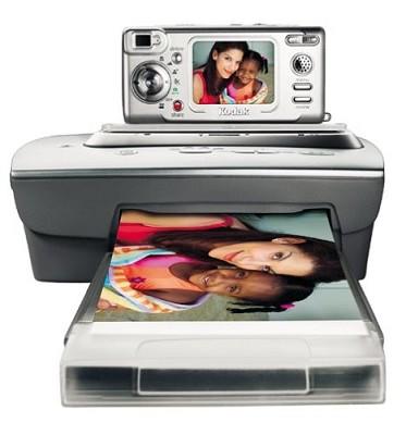 Printer Dock for Kodak DX 6000 Series Cameras
