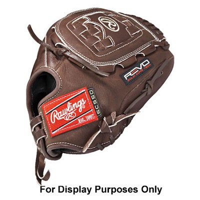 5SC120CD-RH - REVO SOLID CORE 550 Series 12` Fast Pitch Left Hand Softball Glove