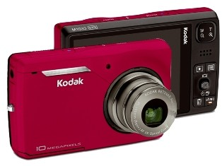 EasyShare M1033 Digital Camera (Red)