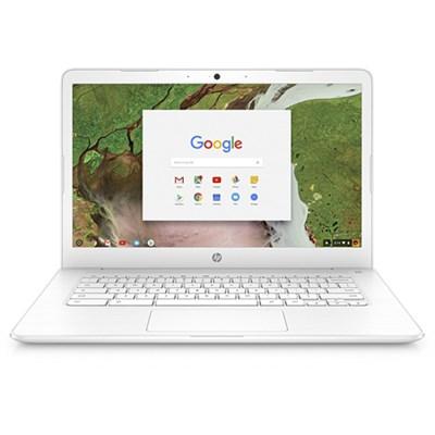14-ca060nr - 14` Chromebook Intel Celeron N3350 4GB 32GB Laptop - 3GY45UA#ABA