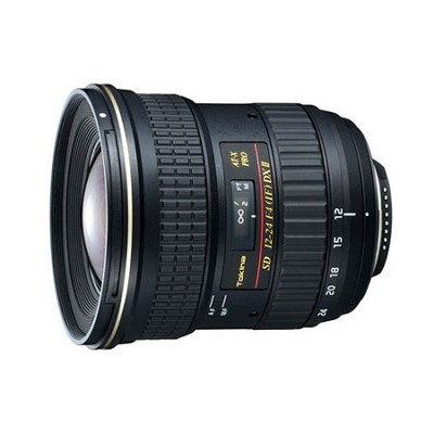 AT-X 124 Pro DX II  12-24mm f4.0 Type II Lens