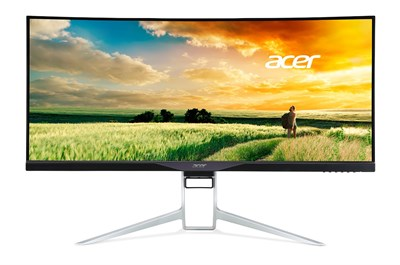XR341CK 34` Ultrawide Curved LED IPS Monitor - OPEN BOX