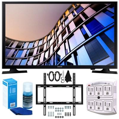 27.5` 720p Smart LED TV (2017 Model) + Wall Mount Bundle