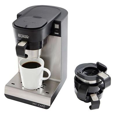 My Cafe Multi-Use Single Cup Coffee Brewer (MCU) - OPEN BOX