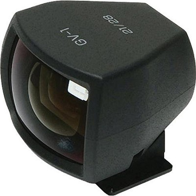 GV-1 External Viewfinder - Black