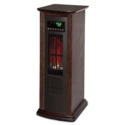 3-Element Infrared Tower Heater - LCHT0006US