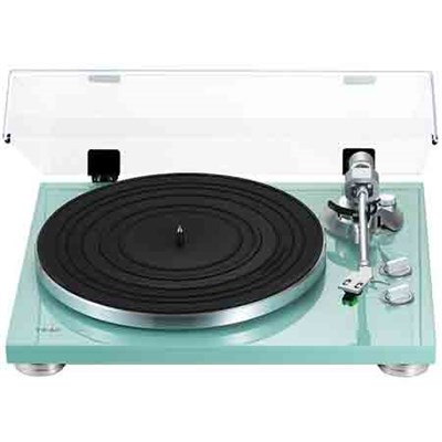 TN-300 2-Speed Analog Turntable - Turquoise