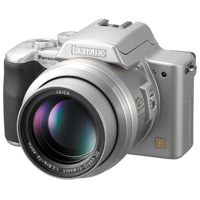 Lumix DMC-FZ20S Digital Camera (Silver)