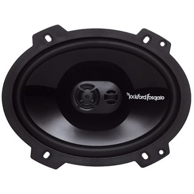 Punch P1683 6 x 8-Inches Full Range 3-Way Speakers