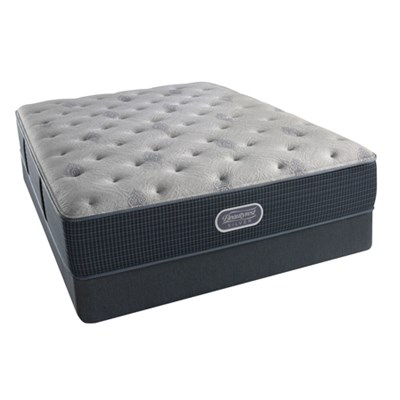 BeautyRest Recharge ~ Silver - Carter Bay Extra Firm Mattress - Full
