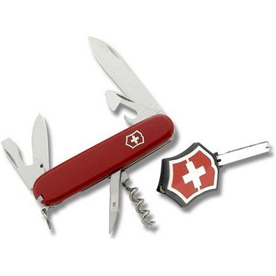 59114 Spartan 53151 Swiss Army Knife and Microlight Combo Set