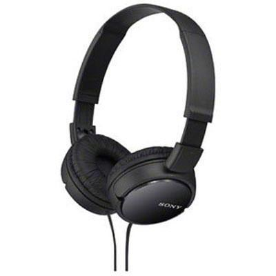 Studio Monitor Headphones in Black - MDR-ZX110BLK