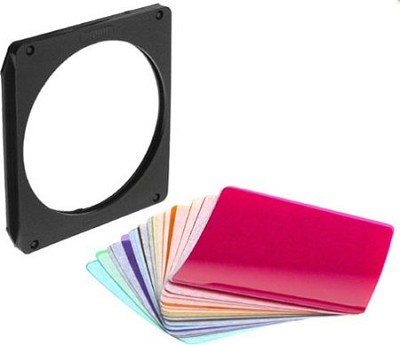 P375 Creative Filter Set in Protective Case