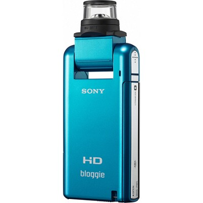 MHS-PM5K bloggie Blue 4GB Compact High Definition Camcorder - Open Box