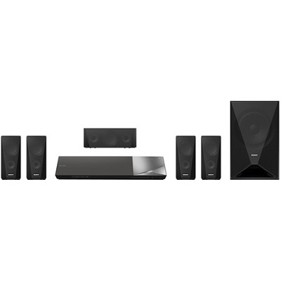 1000W 5.1ch Full HD Blu-Ray Disc Home Theater System - BDV-N5200W