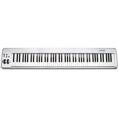 Keystation 88ES 88-Key Semi-Weighted USB MIDI Controller Keyboard