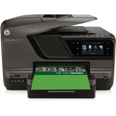 Officejet Pro 8600 Plus e-All-in-One Wireless Color Printer - OPEN BOX