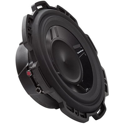 P3SD4-12 P3 Punch Shallow Mount 12-Inch DVC 4-Ohm Subwoofer