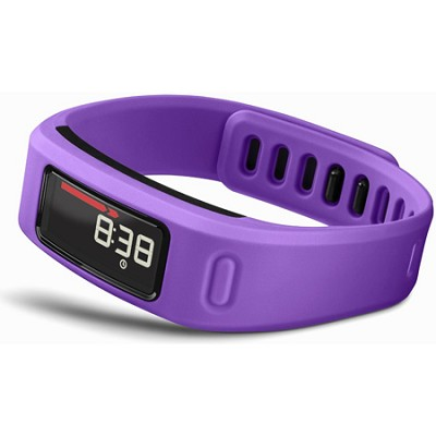 Vivofit Fitness Band (Purple)(010-01225-02) Refurbished 1 Year Warranty