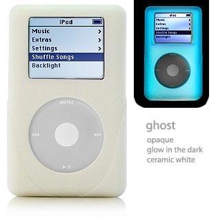 20GB iSkin eVo2 (Ghost) 'Glows in the dark'