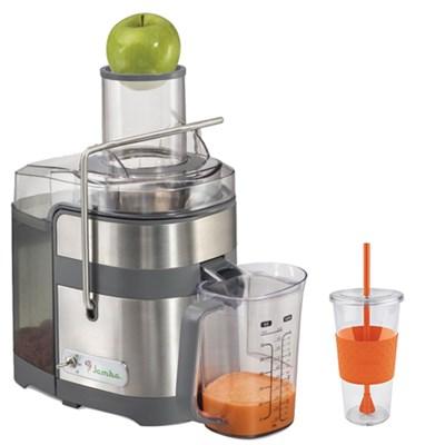 Centrifugal Juice Extractor, Gray + Copco Togo Cup Mug