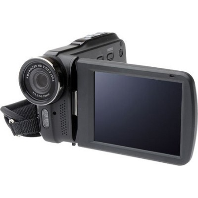 DV3HD Slim 1080p Full HD Digital Camcorder