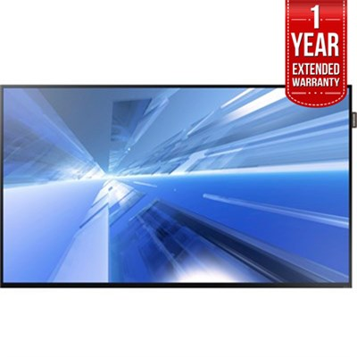 40` 1080p Direct-Lit LED Display DM40E with 1 Year Extended Warranty