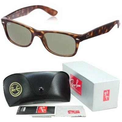 New Wayfarer Classic Sunglasses Tortoise 52mm