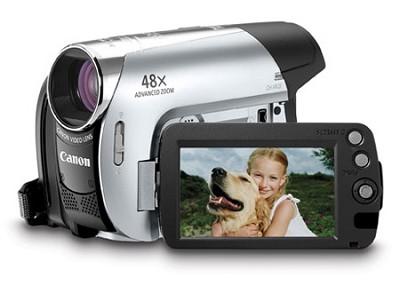 ZR930 Mini-DV Digital Camcorder