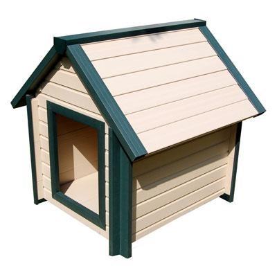 Extra Large Bunkhouse Dog House - ECOH103XLGN
