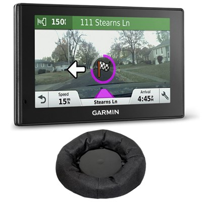 010-01541-01 DriveAssist 50LMT GPS Navigator Friction Mount Bundle