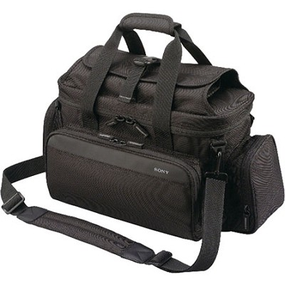 LCS-VCD Carrying Case for NEX-VG10 and NEX-VG20 Camcorder