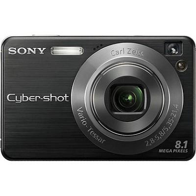 Cybershot DSC-W130 Black Digital Camera - OPEN BOX
