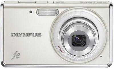 FE-4020 14MP 2.7` LCD Digital Camera (White)