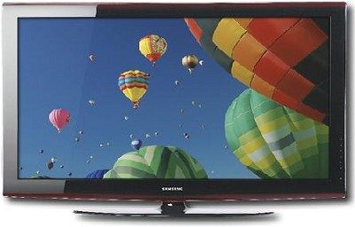 LN40A650 - 40` High Definition LCD TV - REFURBISHED