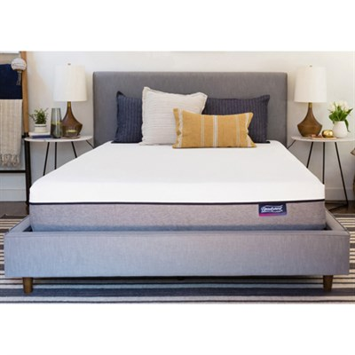 "Simmons Beautysleep 8"" Twin Memory Foam Mattress"