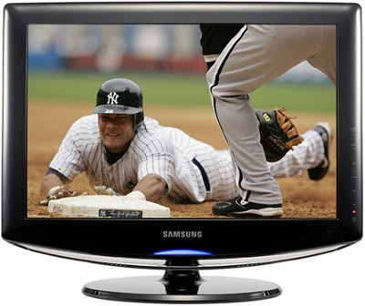 LN-T1953H - 19` High Definition LCD TV w/ PC input