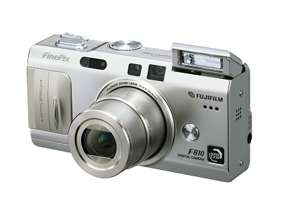 Finepix F810 Digital Camera
