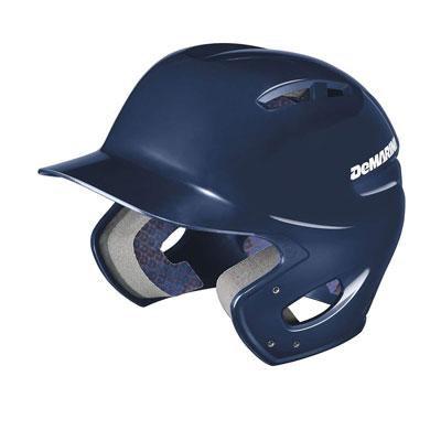 DeMarini Paradox Protege Pro Batting Helmet in Navy - WTD5404NASM