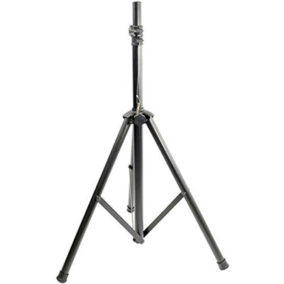 PSTND2 - 6.5 ft. Tripod Speaker Stand Maximum Strength & Security - Black