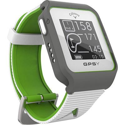 Cal GPSy Watch White