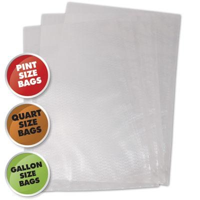50-Piece Vacuum Sealer Bag - 30-0107-W
