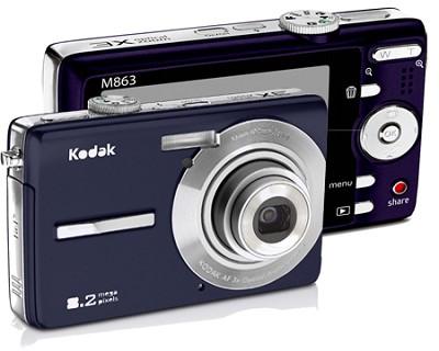 EasyShare M863 8.2 MP Digital Camera (Blue)