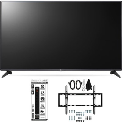 55LH5750 55-Inch LH5750 1080p Smart Full HD TV Flat + Tilt Wall Mount Bundle