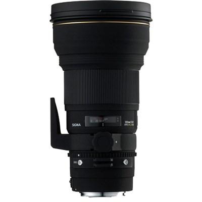 300mm f/2.8 EX DG IF APO Telephoto Lens for Nikon SLR Cameras 195306