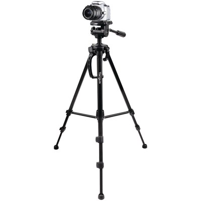 3-Way Panhead Bubble Level Tripod, 58-Inch (TGT-BK58T)