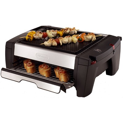 BQ100 - Indoor Grill and Smokeless Broiler